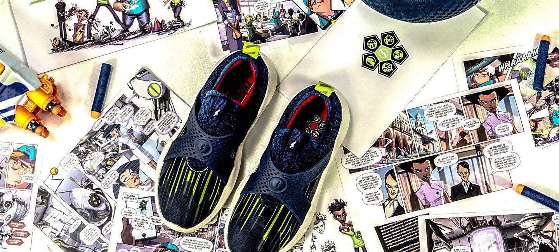 last-report -superheroic-shoes
