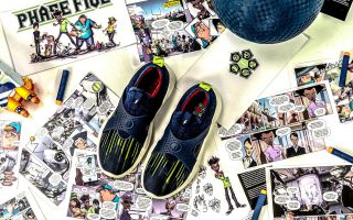 last-report -superheroic-shoes