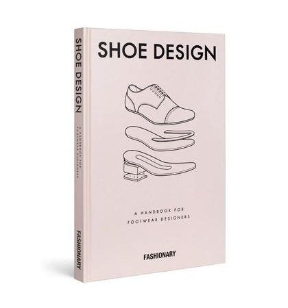 fashionary shoe book